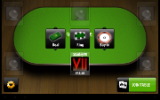 Unibet Android Lobby