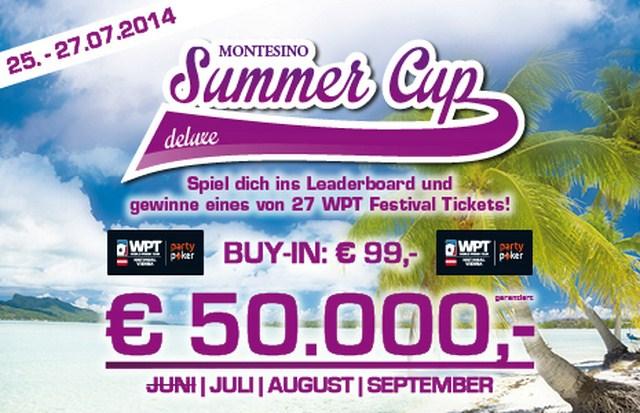 a184e421dcc55 V Montesino Viedeň cez víkend Summer Cup s garanciou €50,000