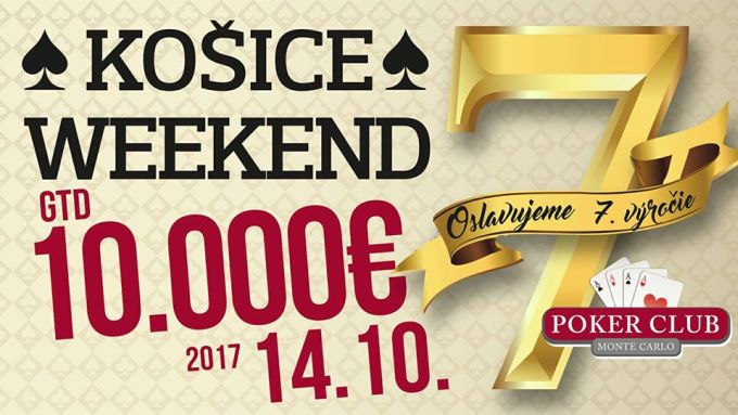 Kosice Weekend