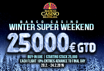 Winter Super Weekend