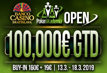 PokerAkademia Open