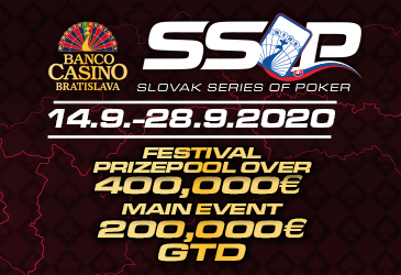 Slovak Series of Poker