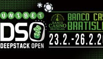 Live Report - 1B: Unibet Deepstack Open Main Event