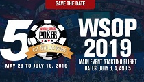 WSOP ohlasuje $1,000 Mini Main Event a Colossus s buy-inom iba $400!