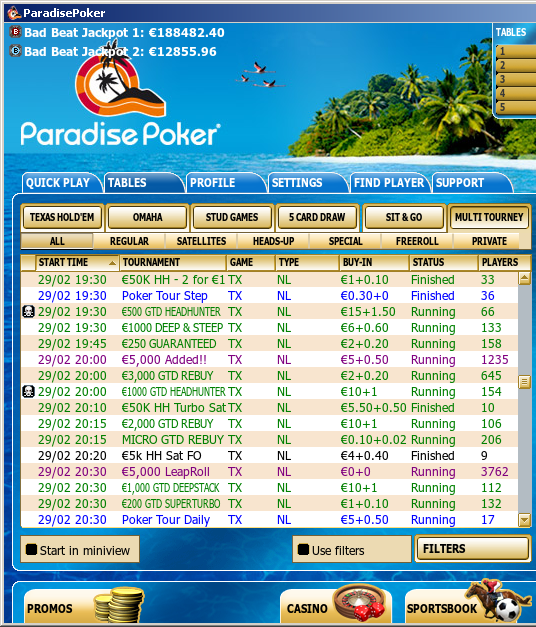 paradise-no-freerolls.PNG